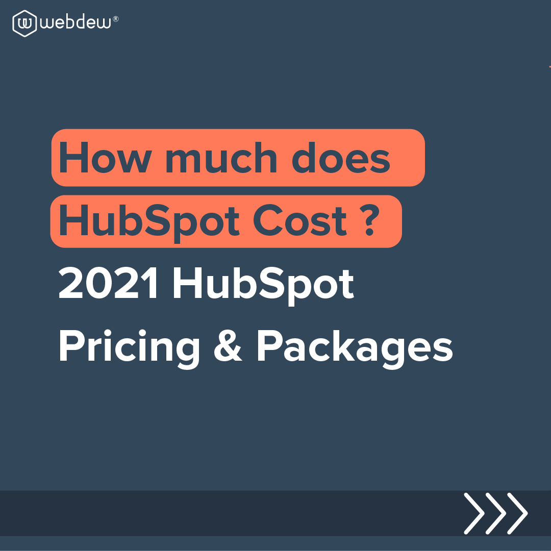 1- how much does HubSpot cost
