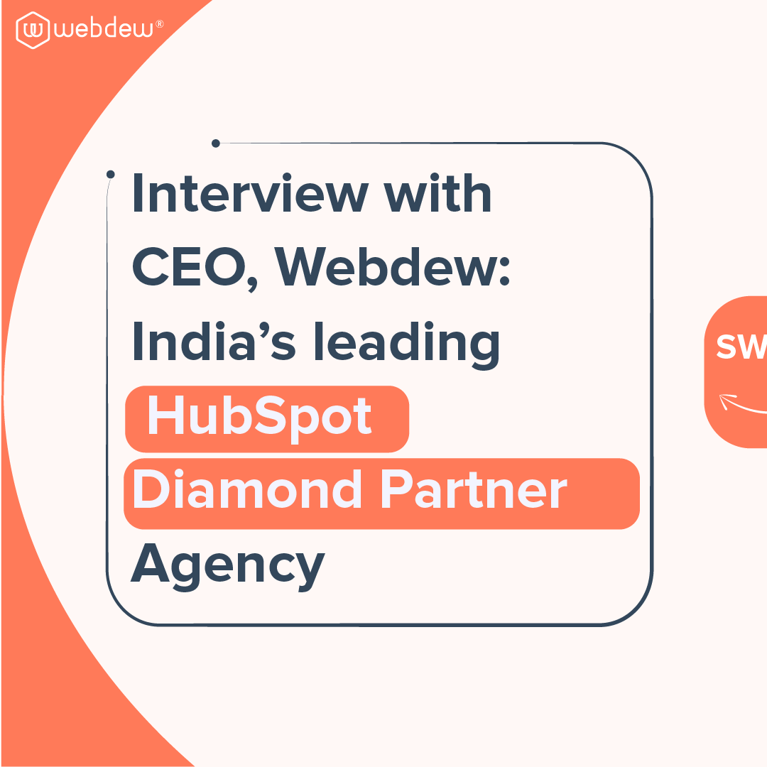 1- interview with ceo webdew