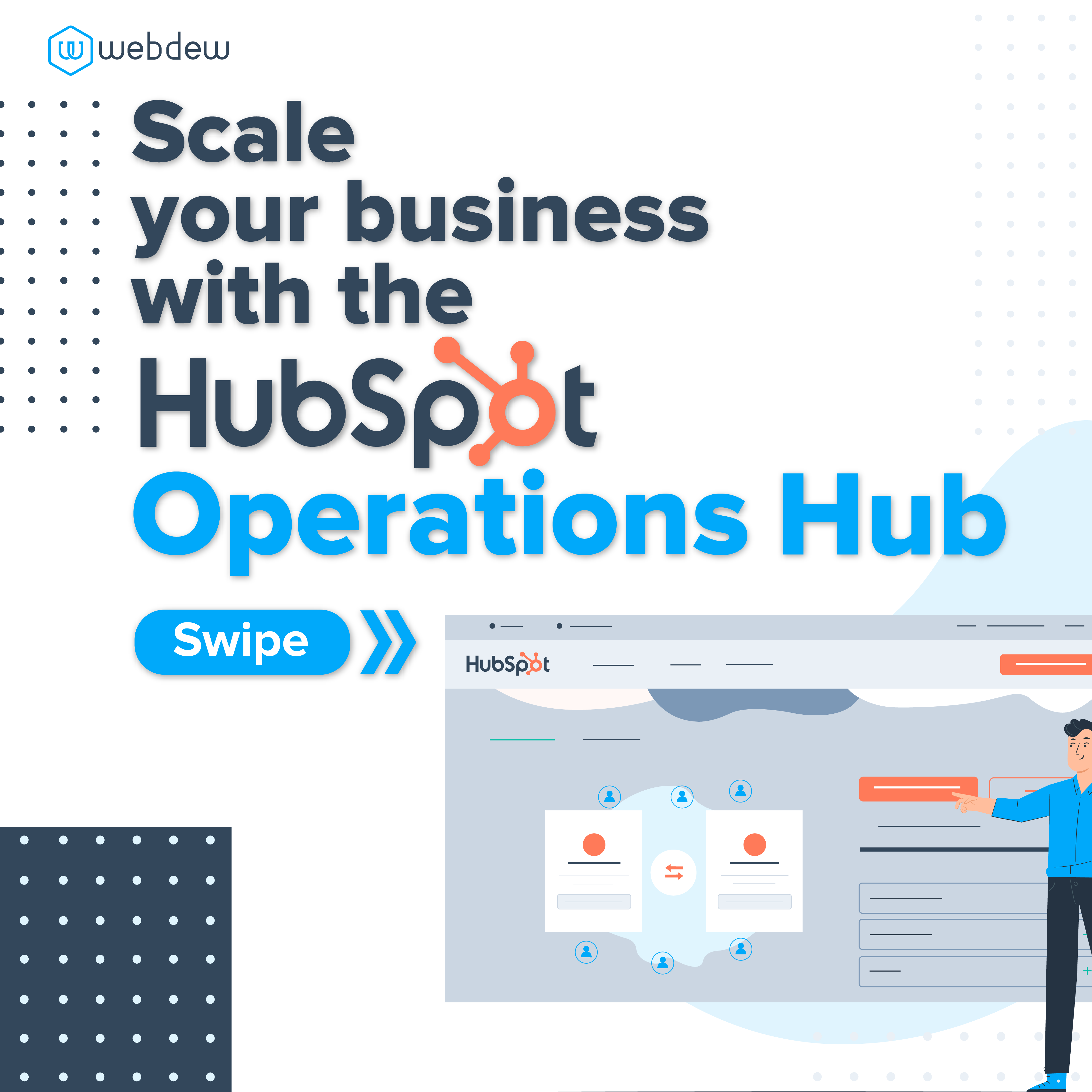 1- scale your business with the hubspot operations hub