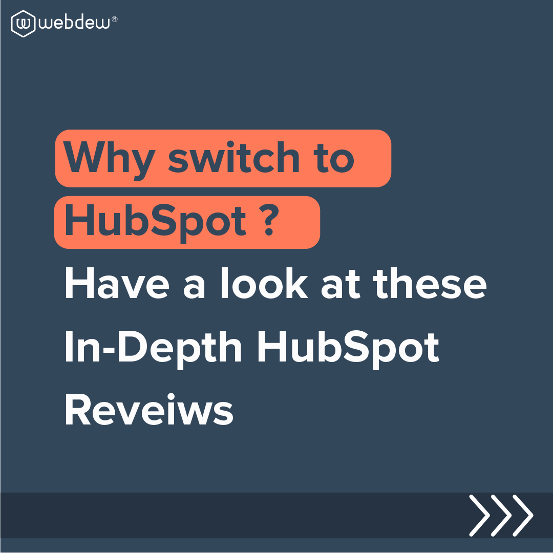 1- why switch to HubSpot