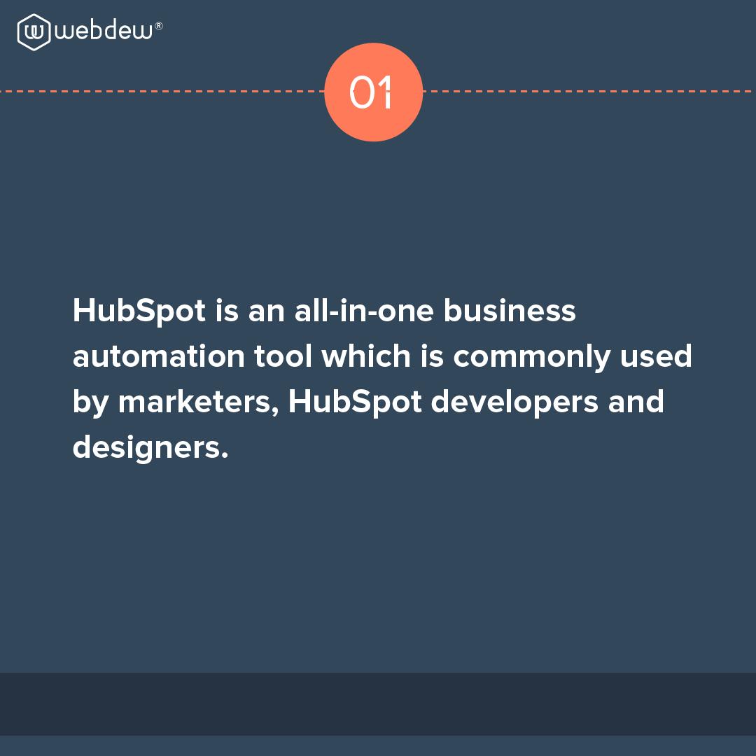 2- description about HubSpot