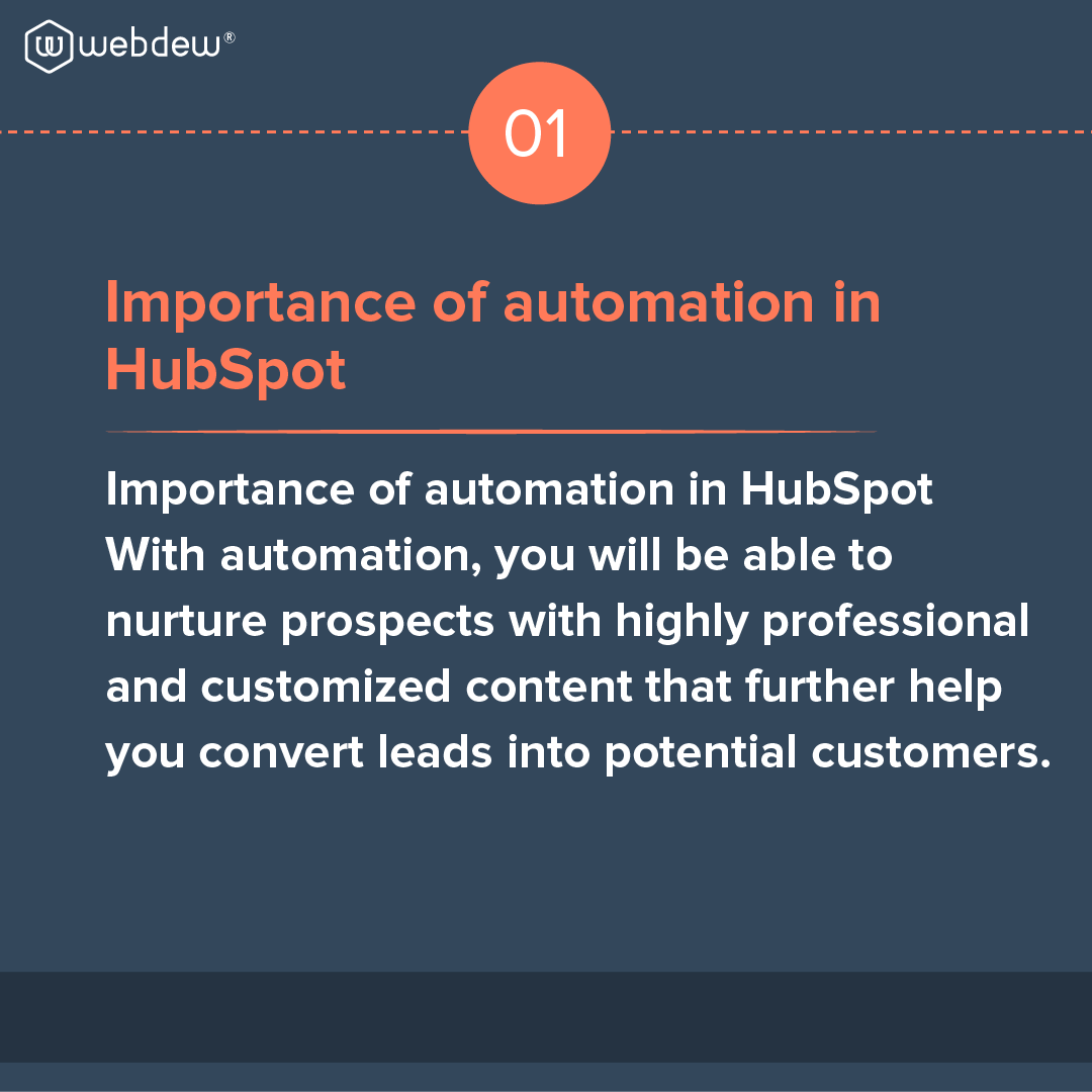 2- importance of automation in HubSpot