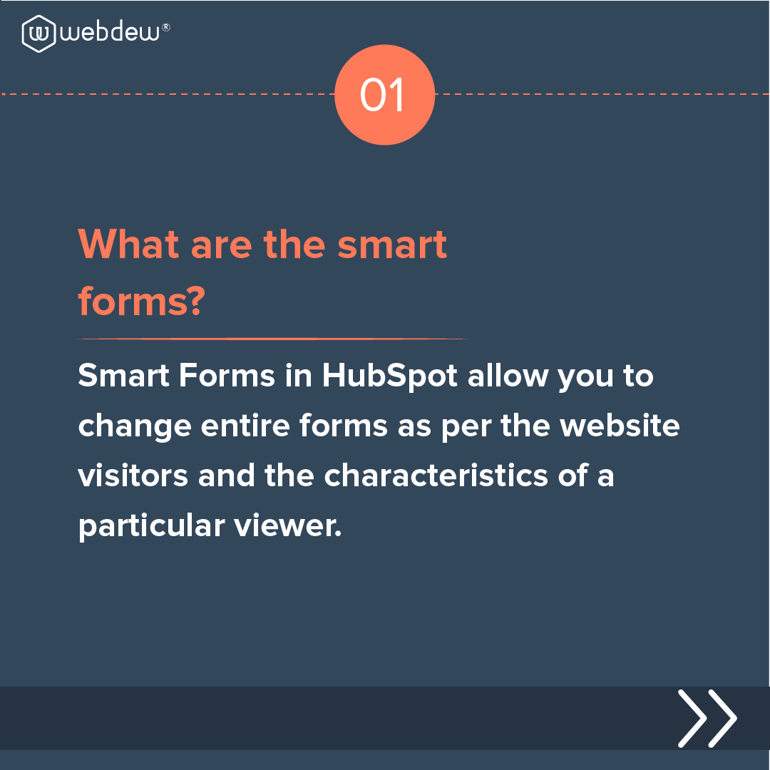 2- what are the smart forms