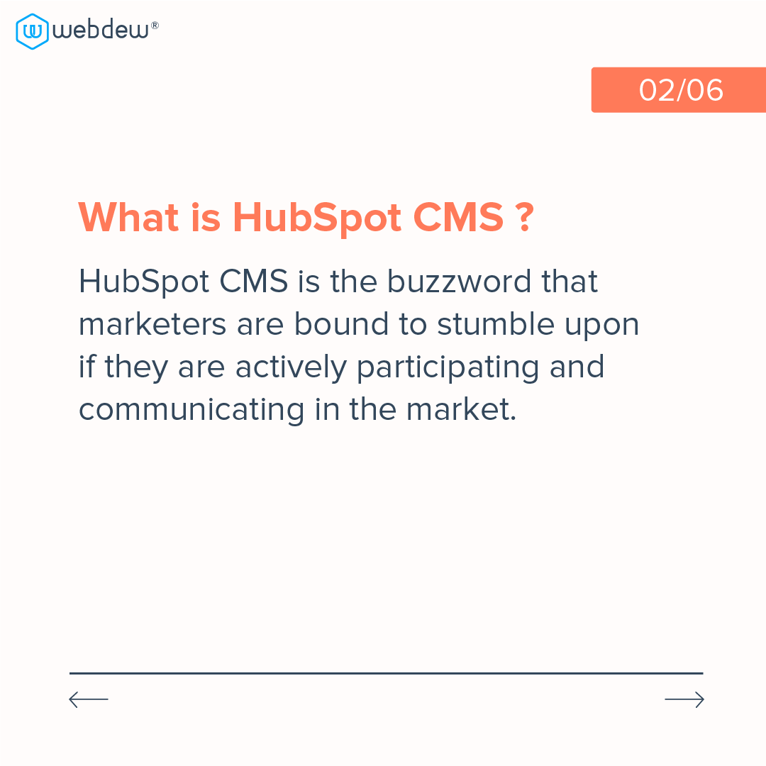 2- what is HubSpot cms-3