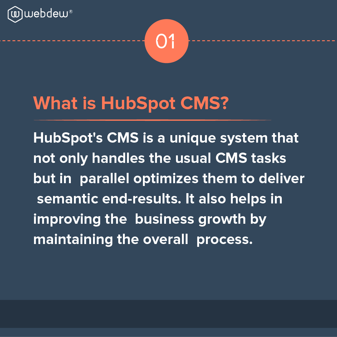 2- what is HubSpot cms