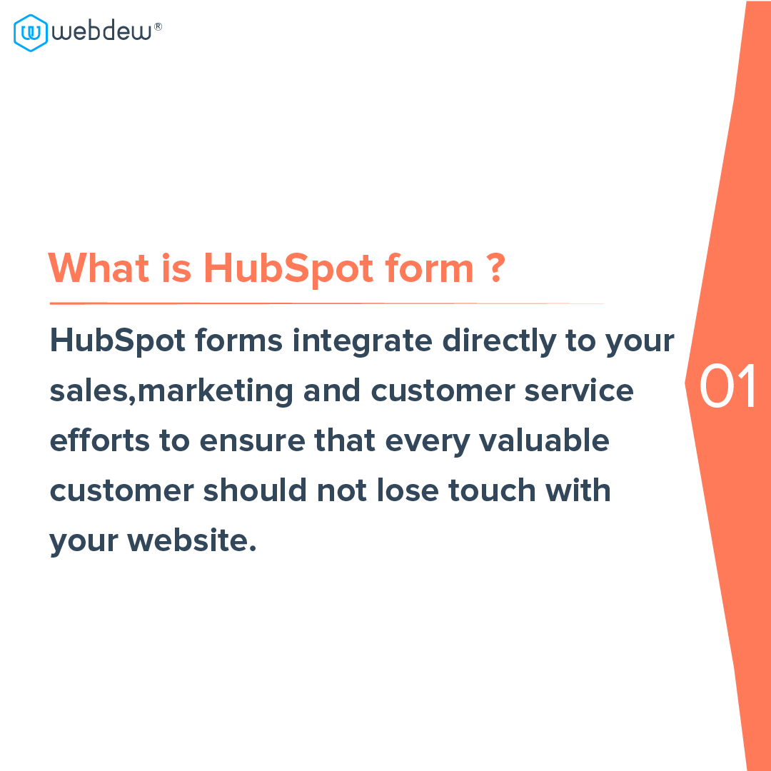 2- what is HubSpot form