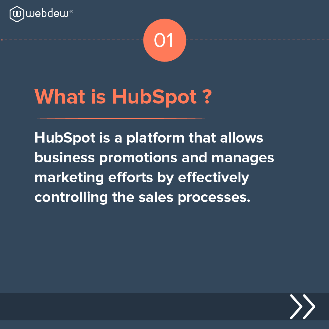 2- what is HubSpot