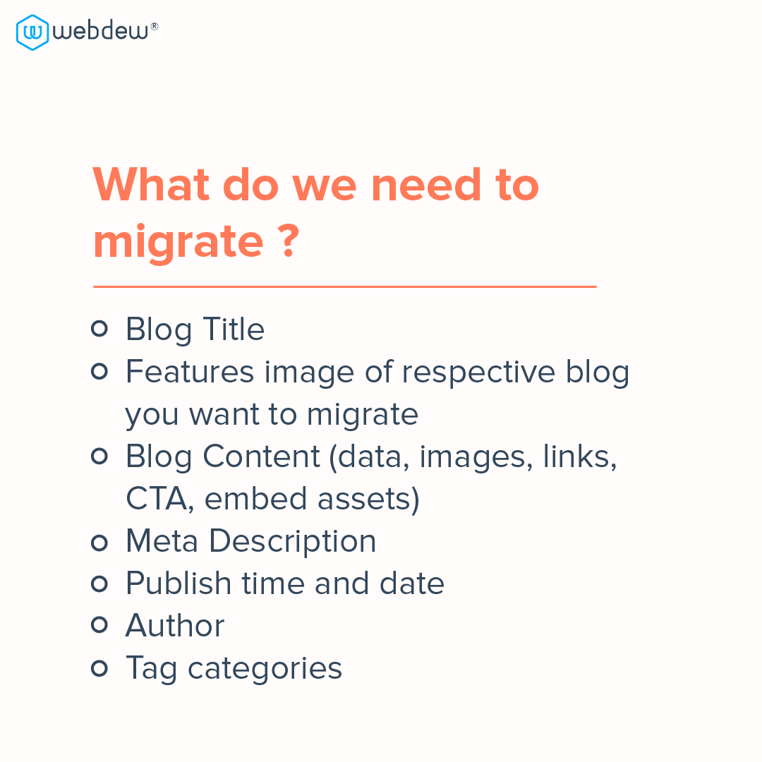 2- why do we need to migrate