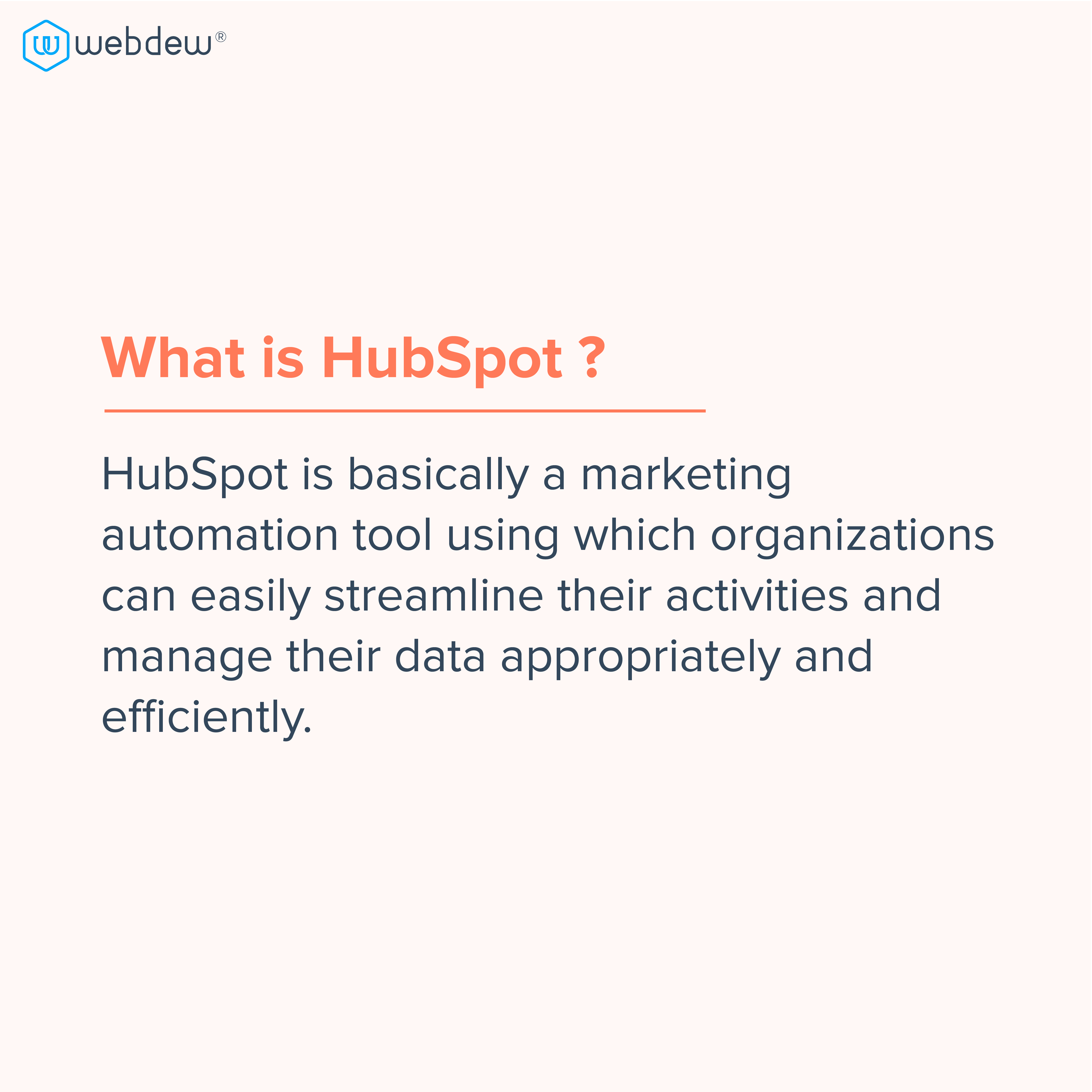 2. what is HubSpot