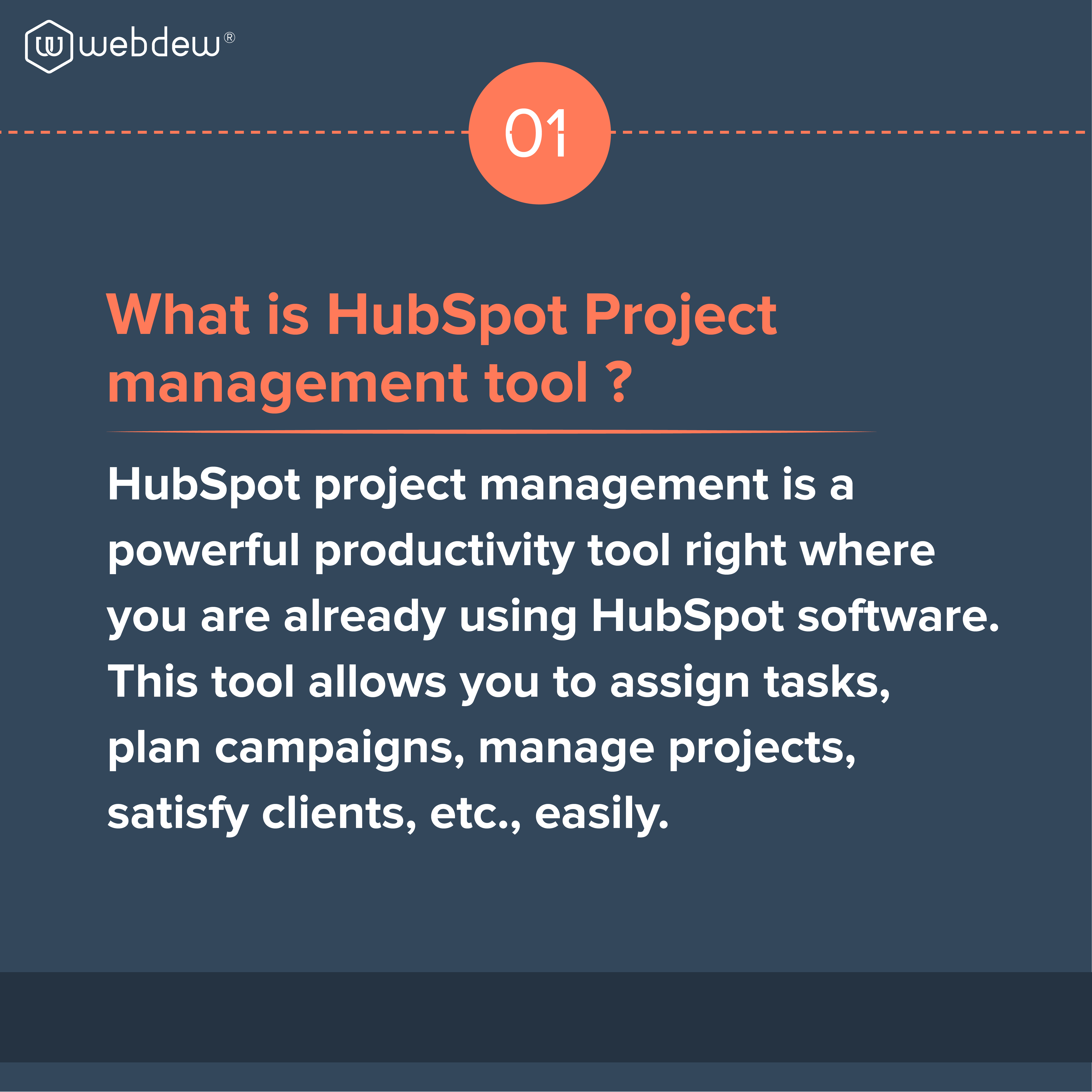 2. what is a hubspot project management