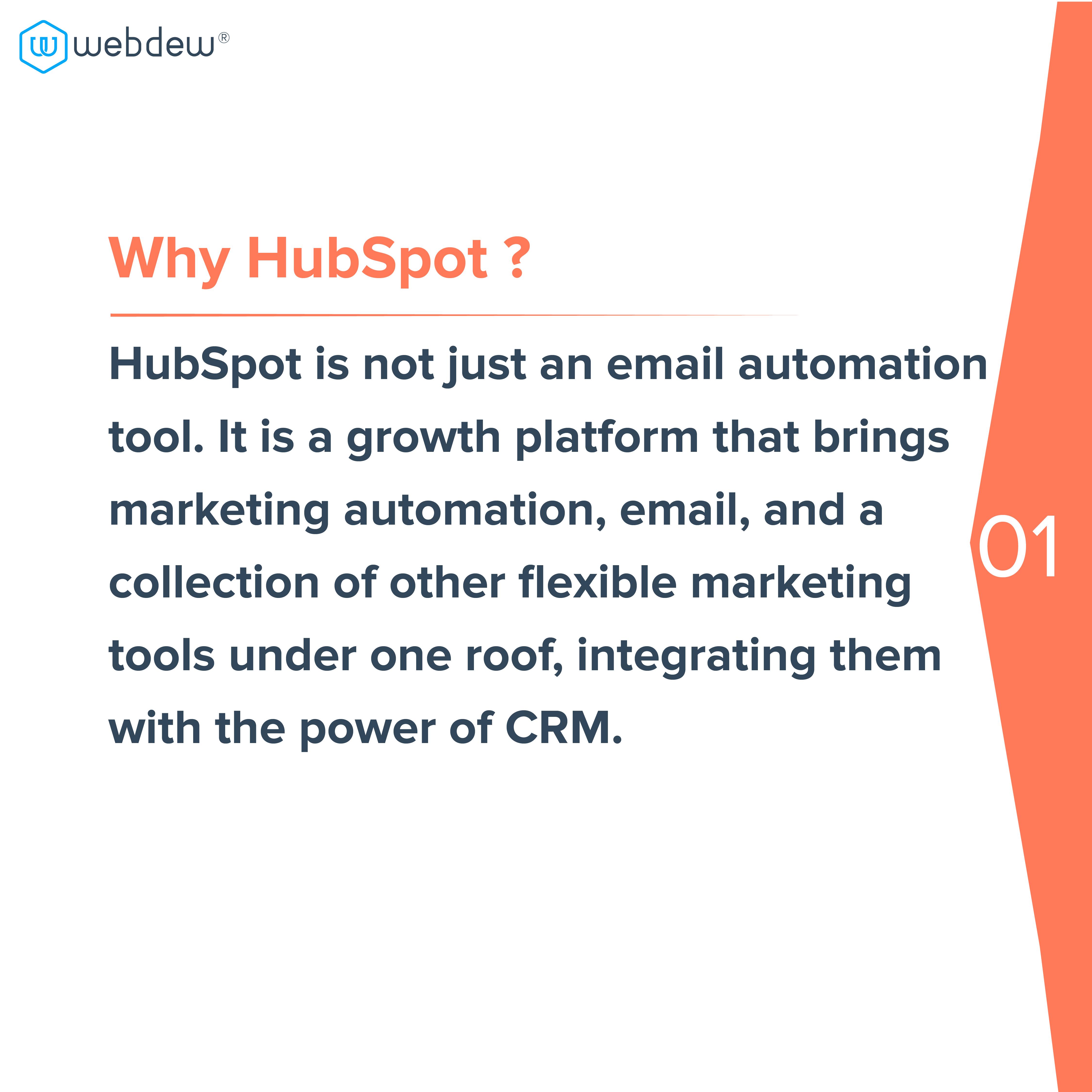 2. why hubspot