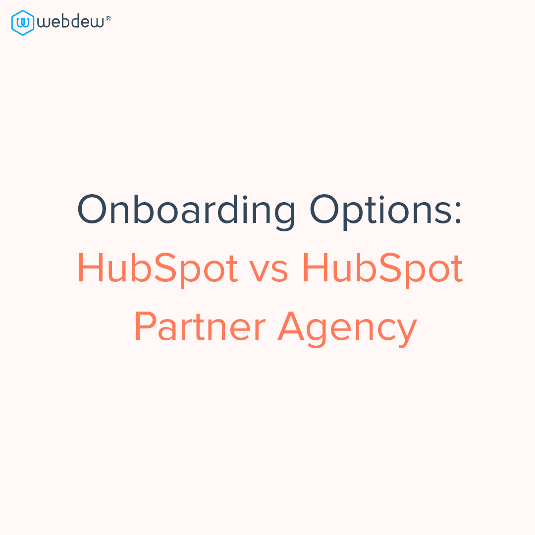 3 - onboarding options