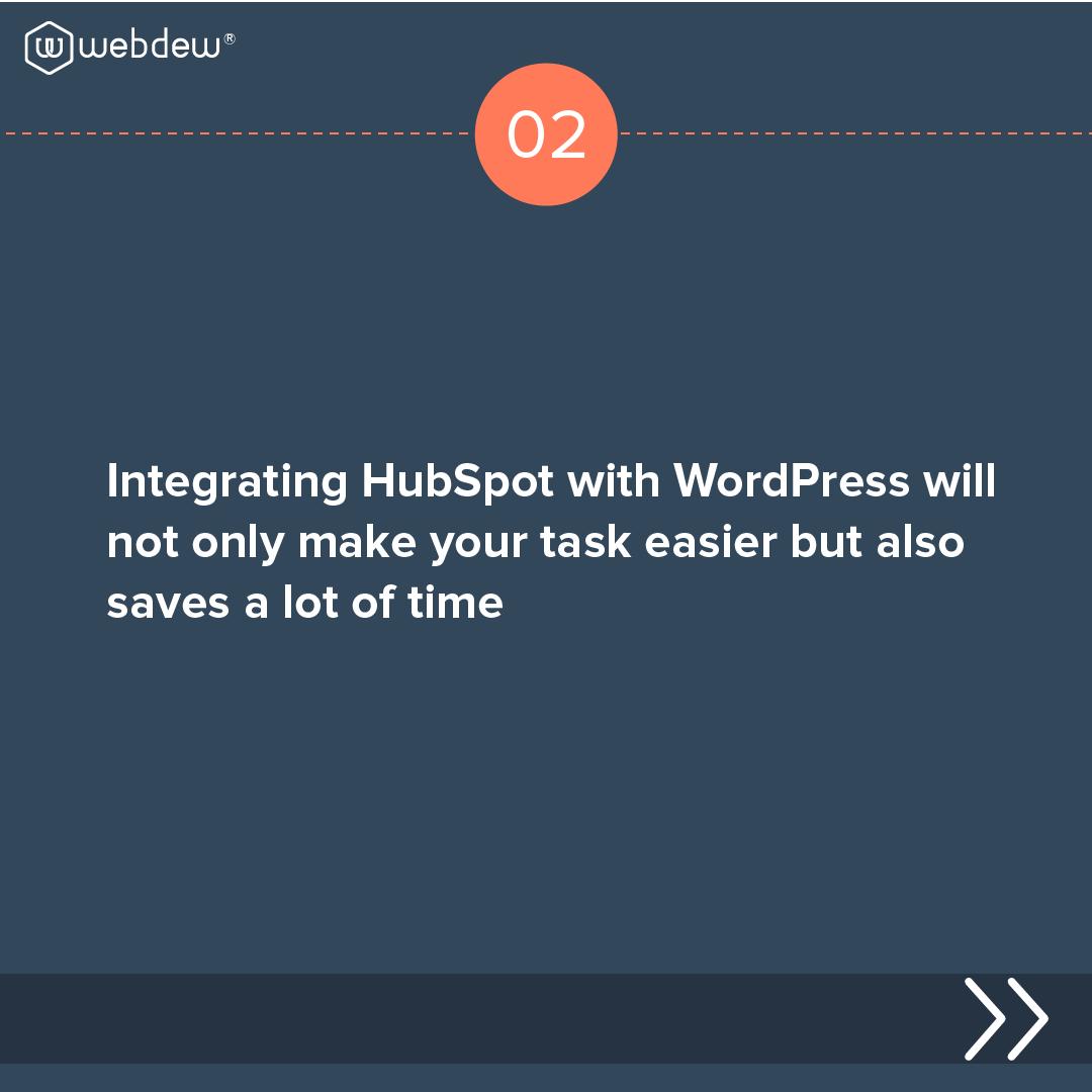 3- fact about HubSpot wordpress