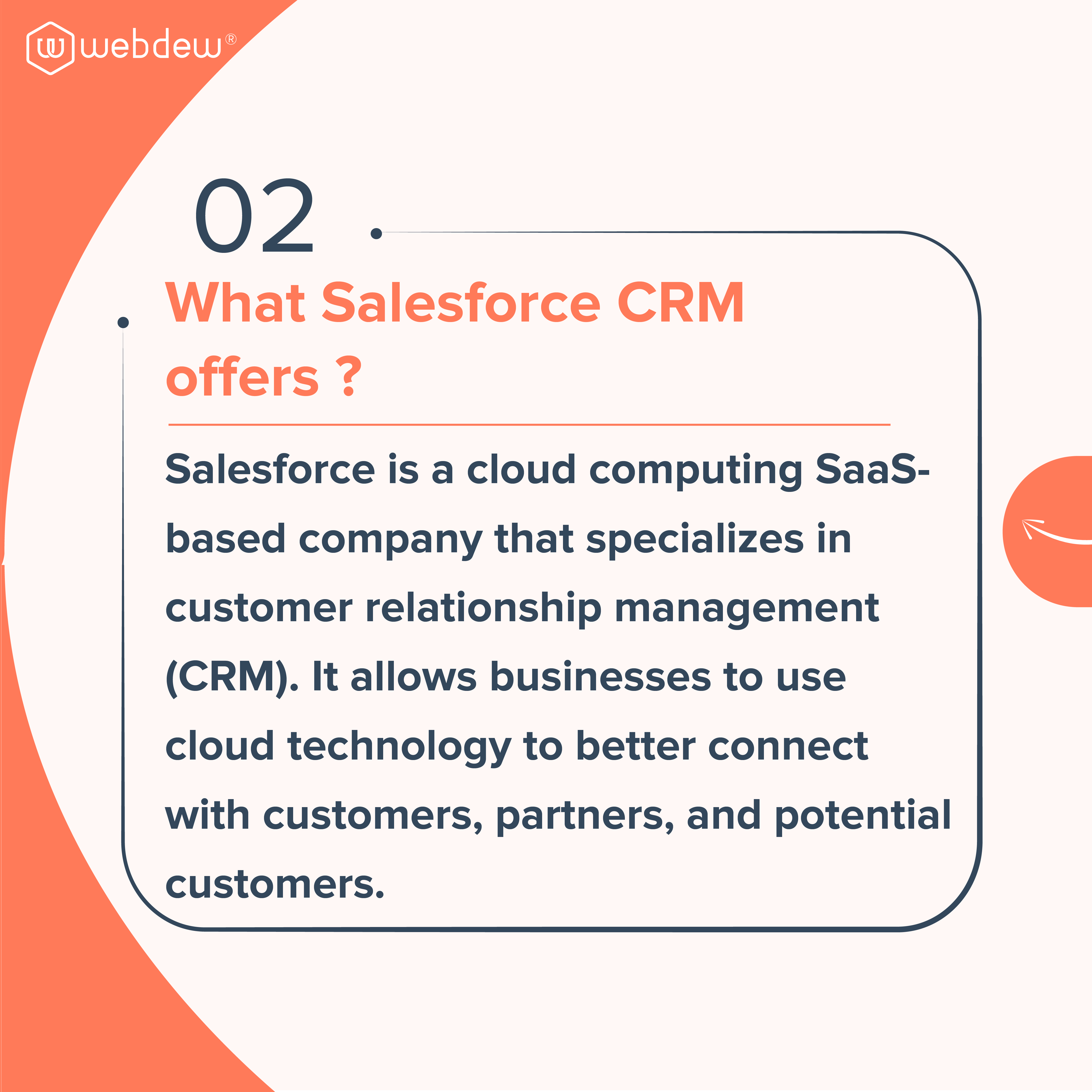 3. what is salesforce CRM