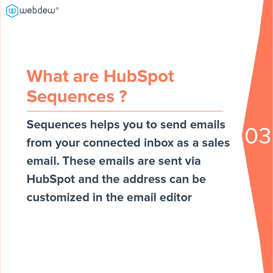 4 - what are HubSpot sequences