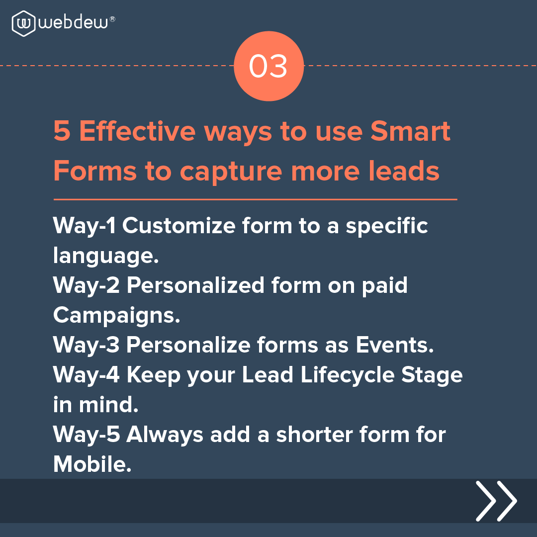 4- effective ways to use smart forms