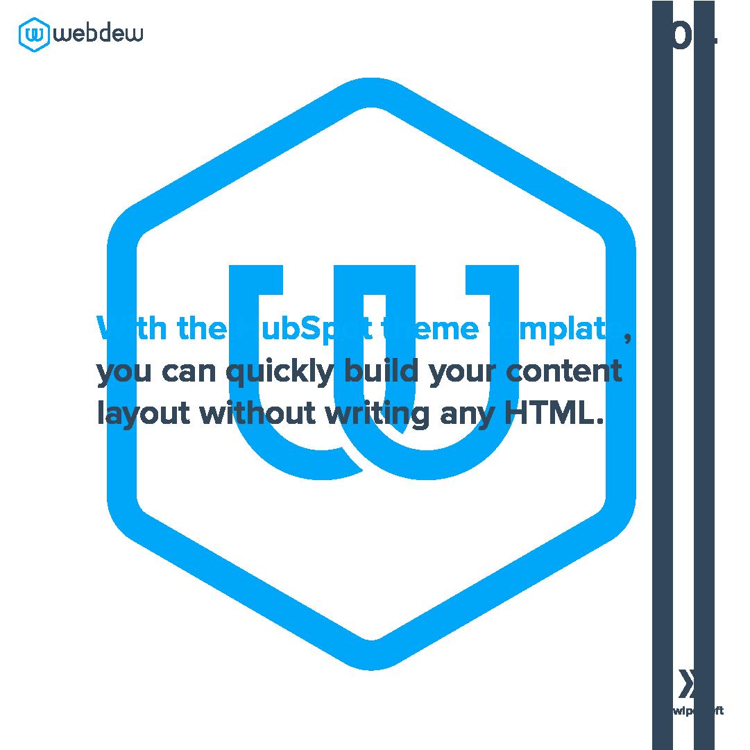 4- hubspot theme template