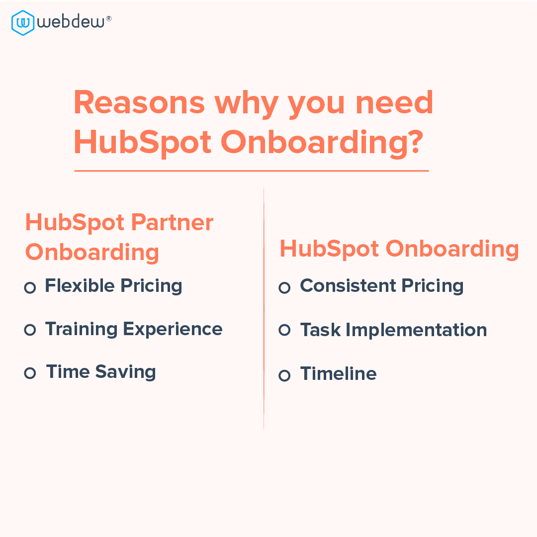 4- reasons why you need HubSpot onboarding