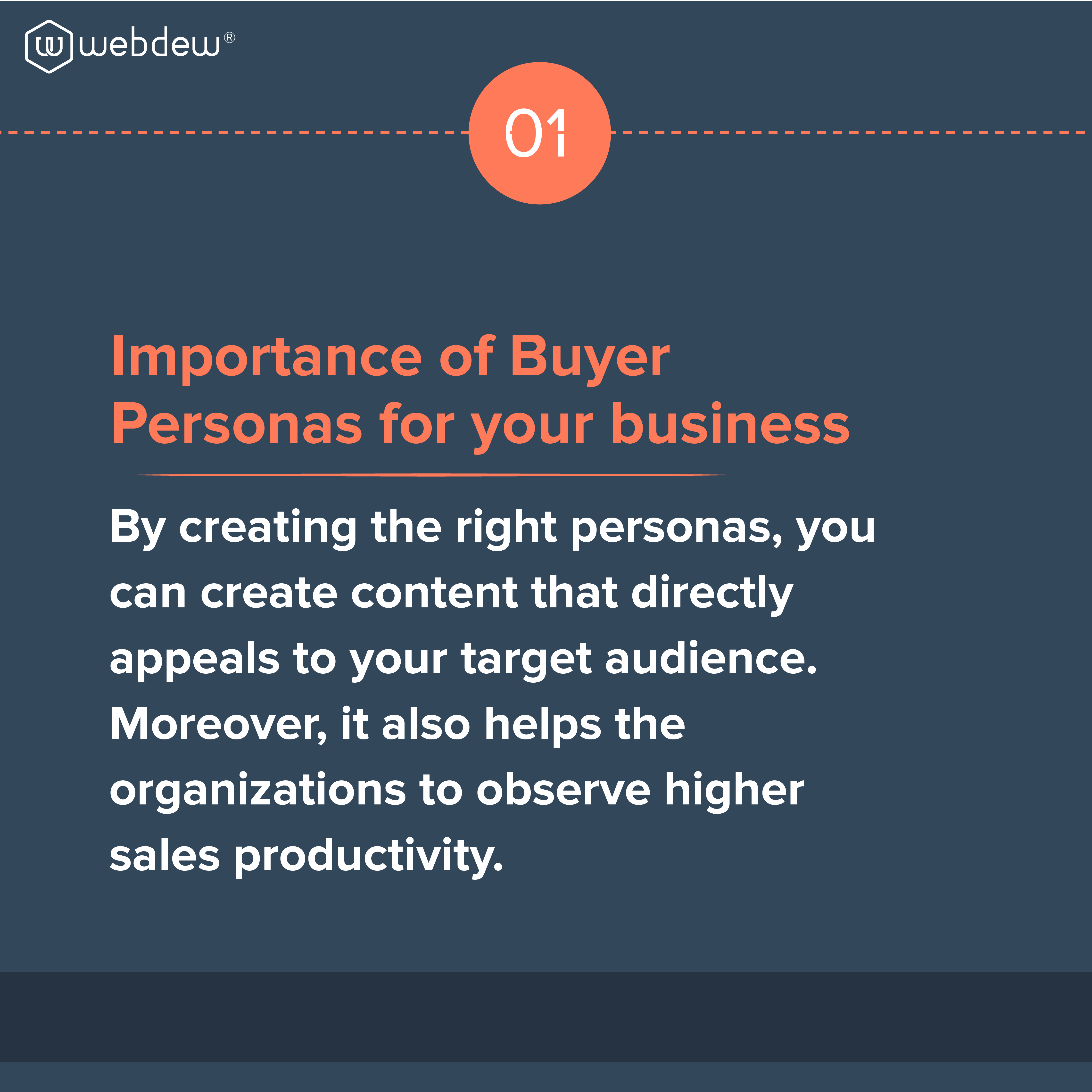 4. importance of buyer persona