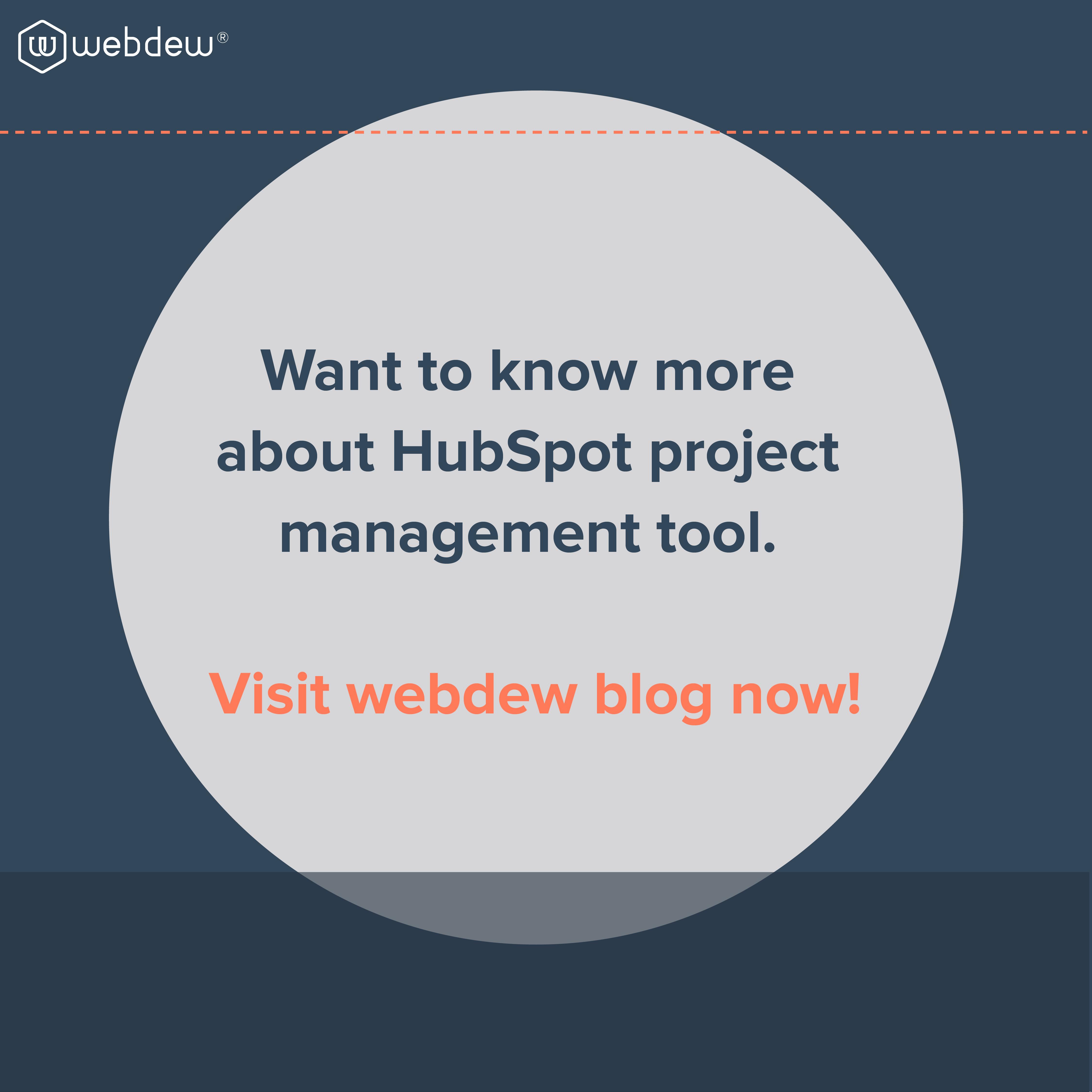 5. visit webdew blog now