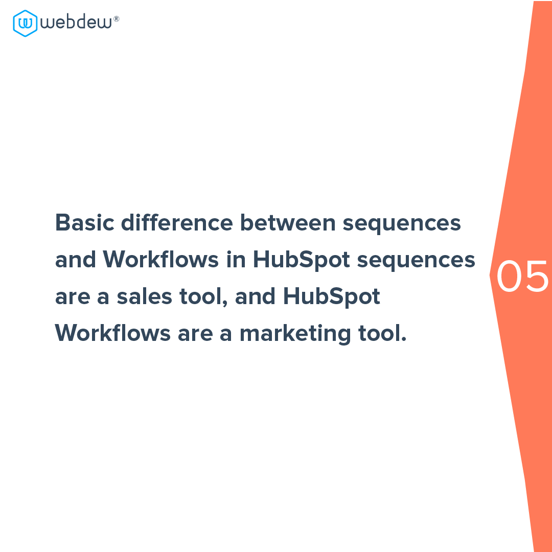 6- fact about HubSpot workflow