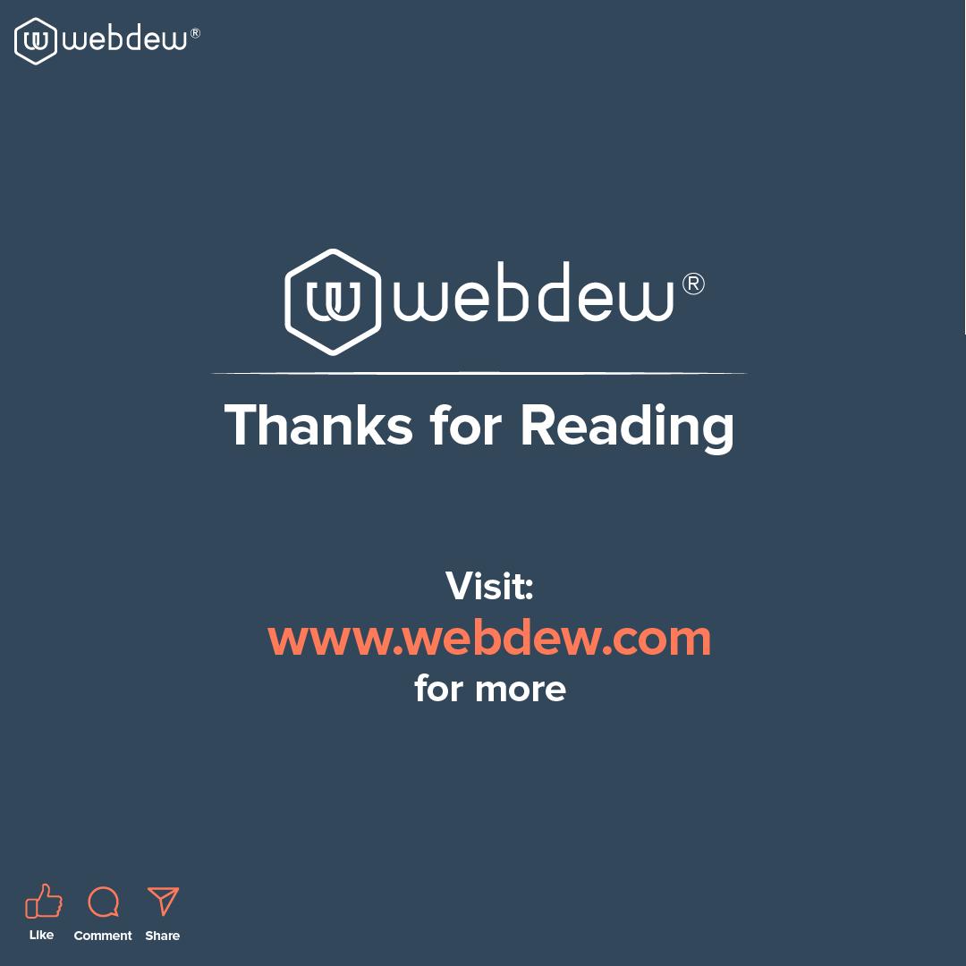 7- thanks for reading