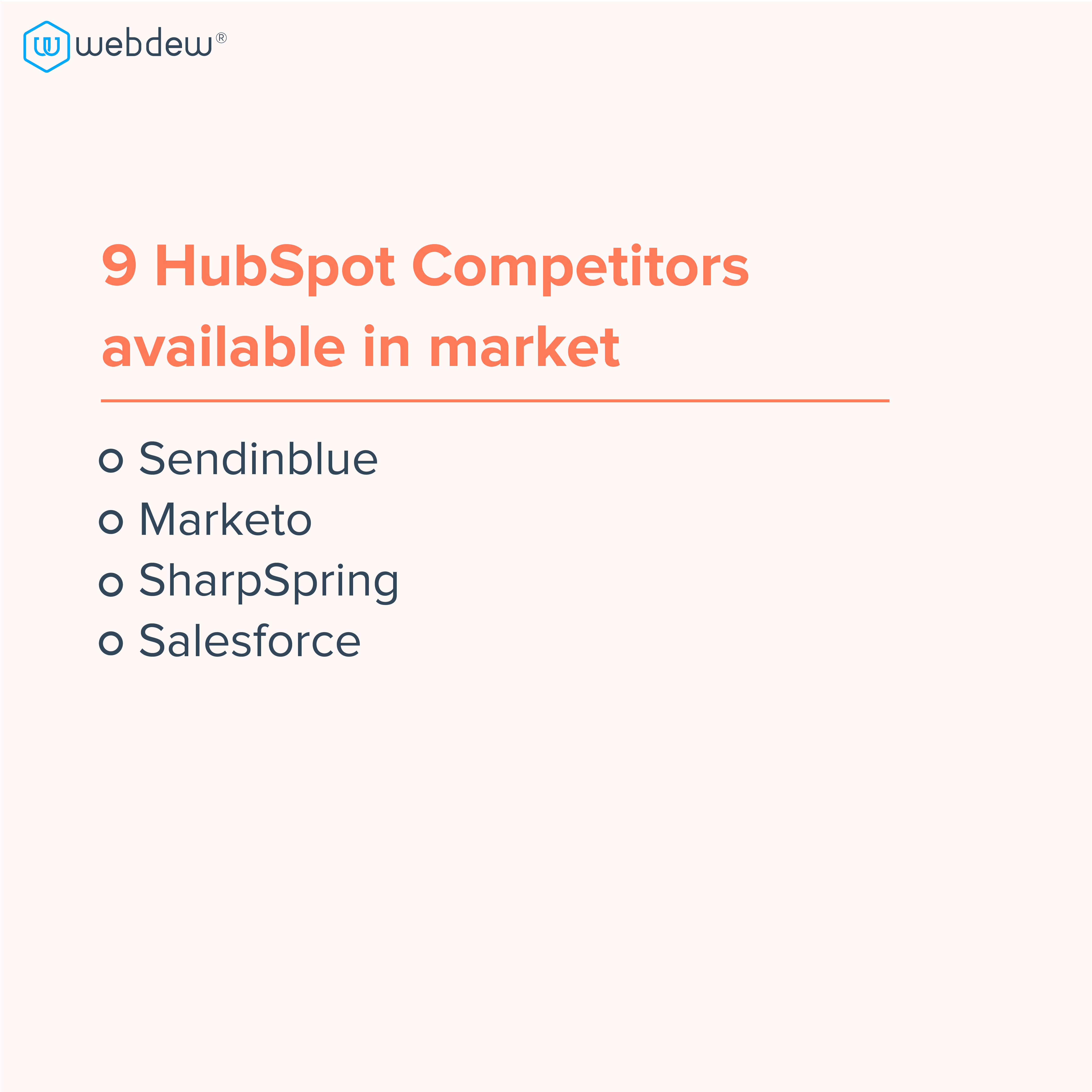 9 HubSpot companies available in market