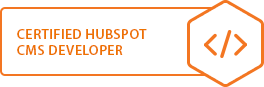 Certified Hubspot CMS Developer