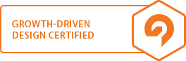Hubspot Growth Driven Design Certified