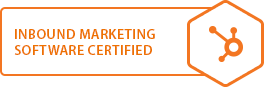 Inbound Marketing Software Certified