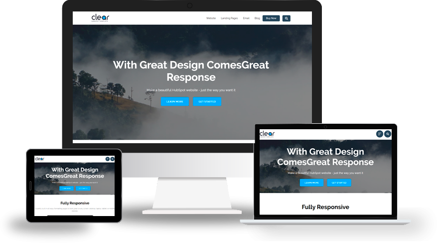 CLEAR-fully-responsive