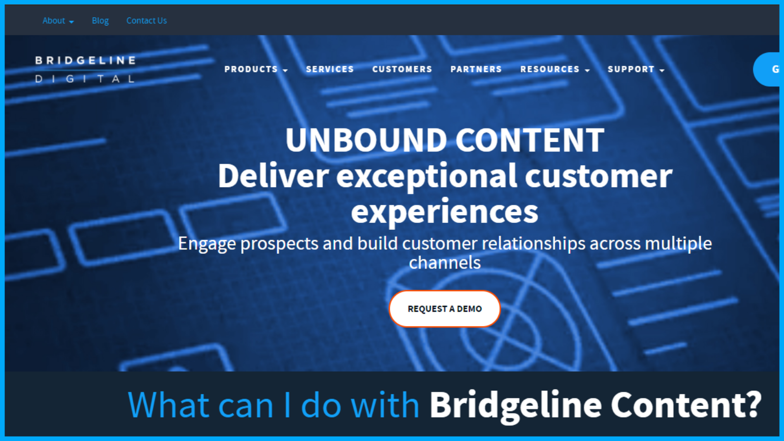 Unbound Content CMS