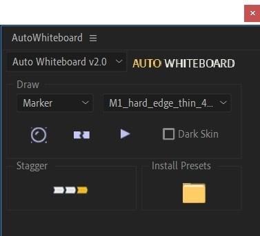 auto-whiteboard-dialog-box