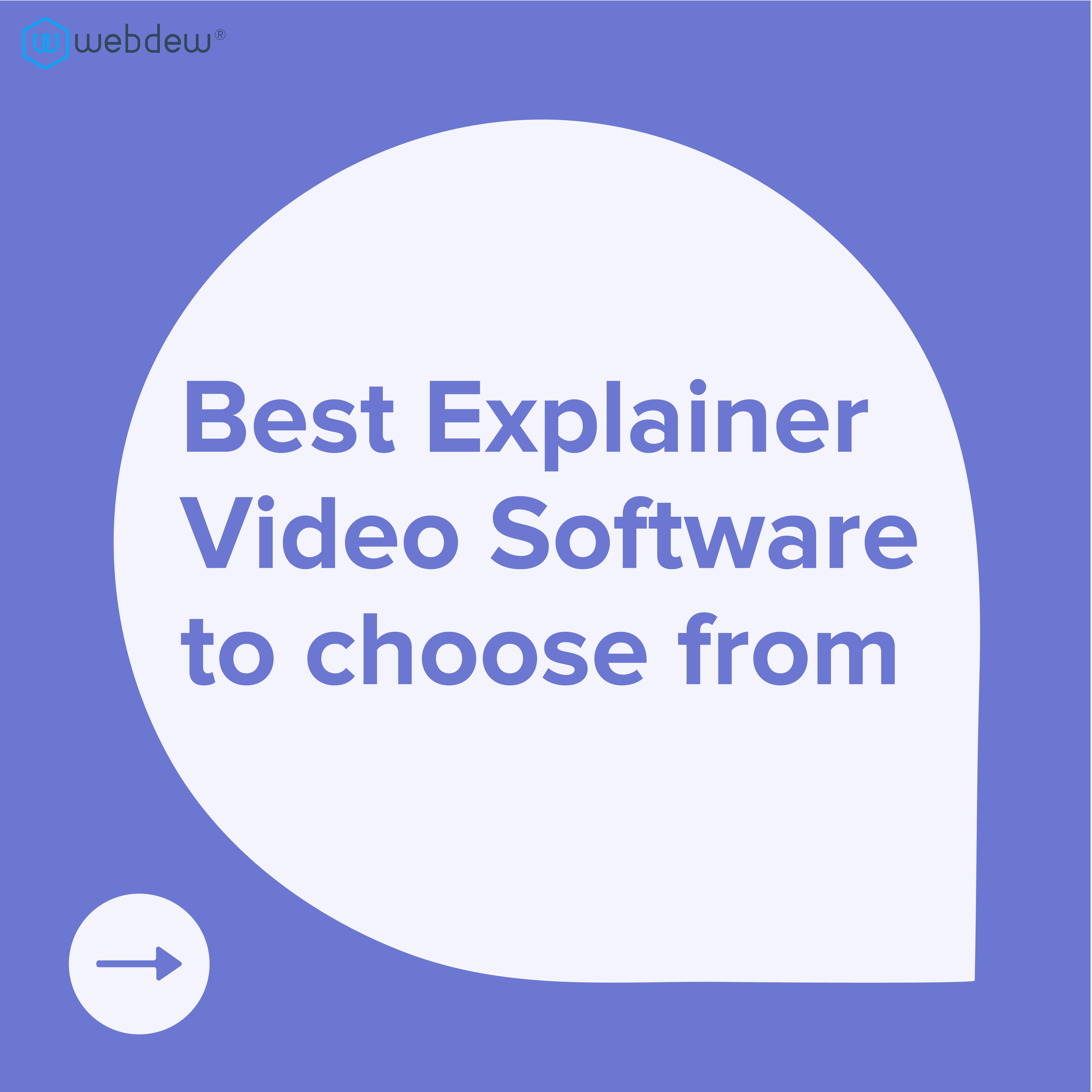 best-explainer-video-software