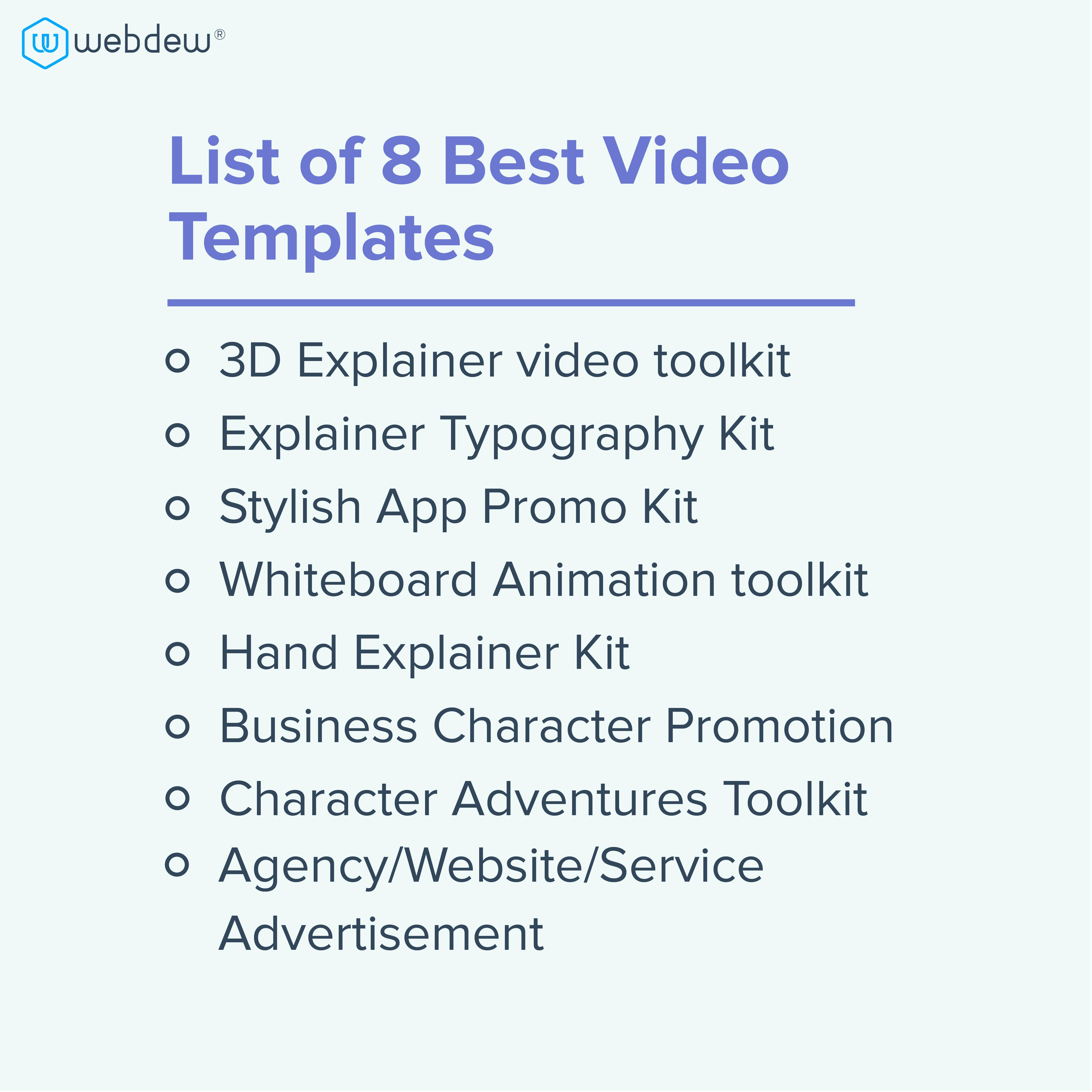 best-video-templates