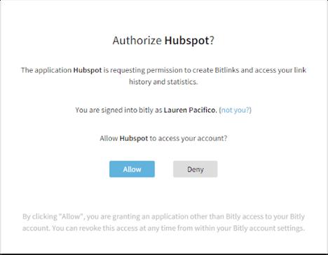 bitly_hubspot_integration