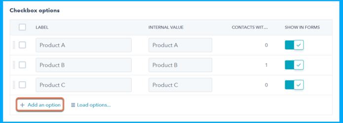 adding-new-option-to-form-fields-hubspot-screenshot
