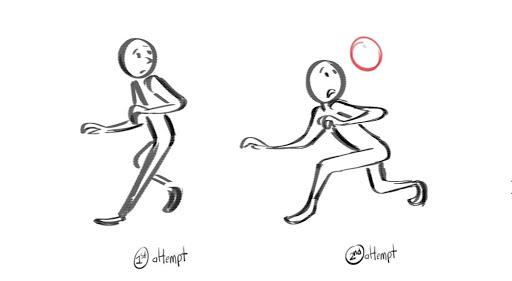 Character Animation - Exaggeration Animation
