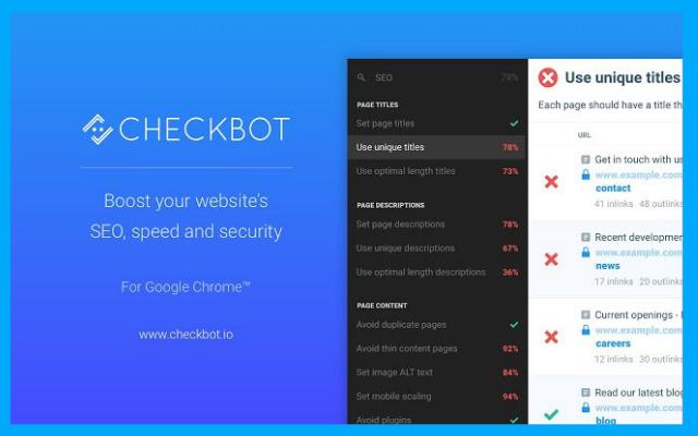 check-bot
