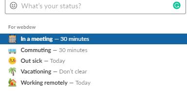 check-team-status
