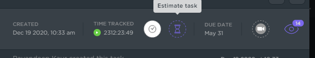 clickup-timeline-tracking