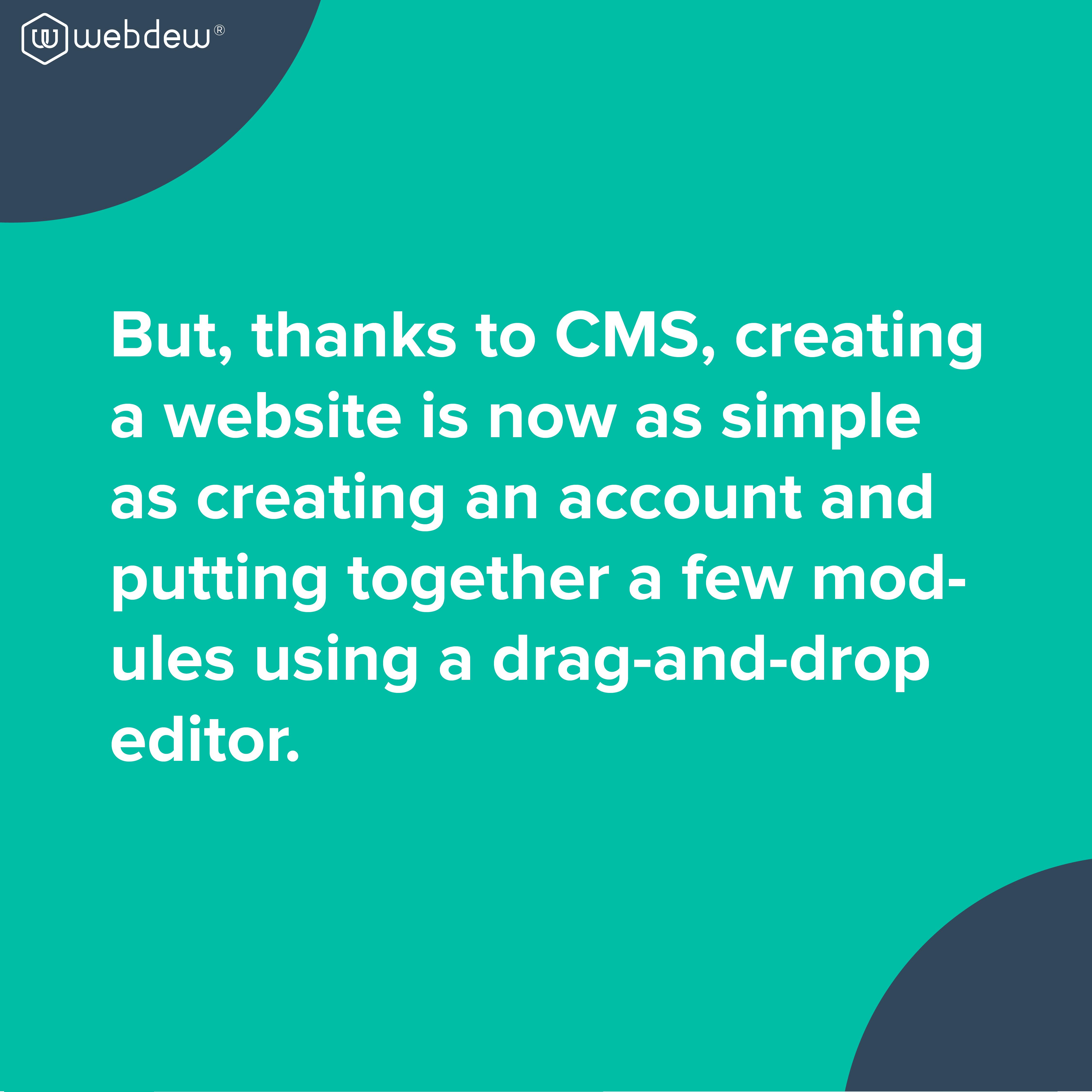 cms-for-easy-web-development