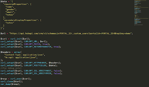 code-to-update-custom-objects