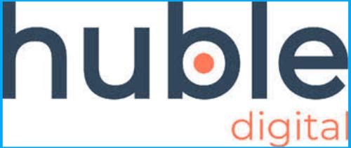 Huble digital logo