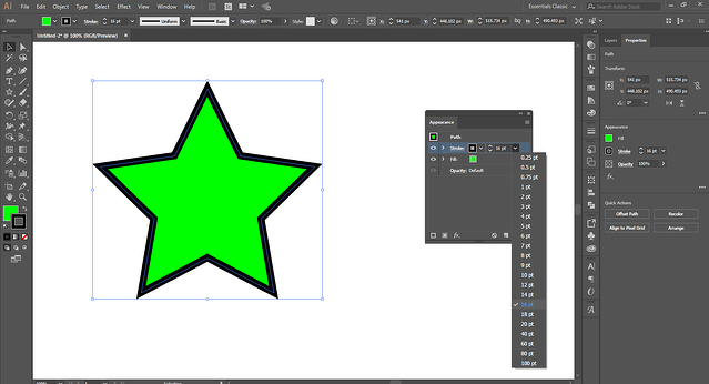 editing-shapes-in-appearance-panel-1