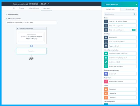 Embedded Workflows