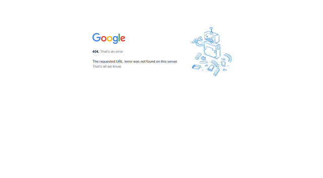 google-404-error-page