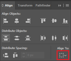 horizontal-align-center-option-and-vertical-align-center