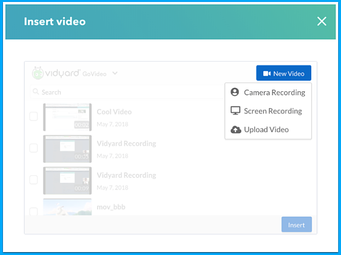 hubspot-screenshot-showing-video-options-for-sequence
