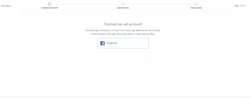 HubSpot CRM  Contact account